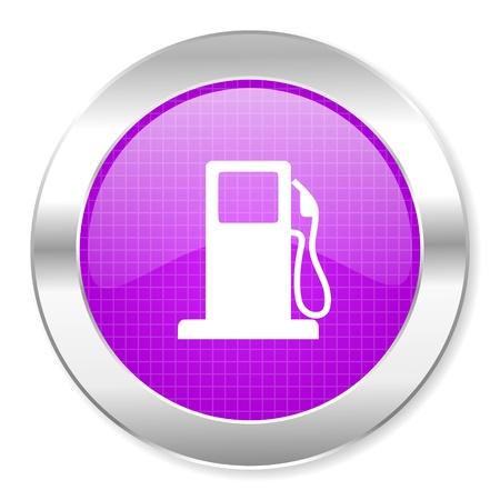 bio diesel: fuel icon  Stock Photo