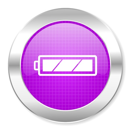 battery icon  photo