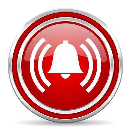 Ikona alarmu Zdjęcie Seryjne