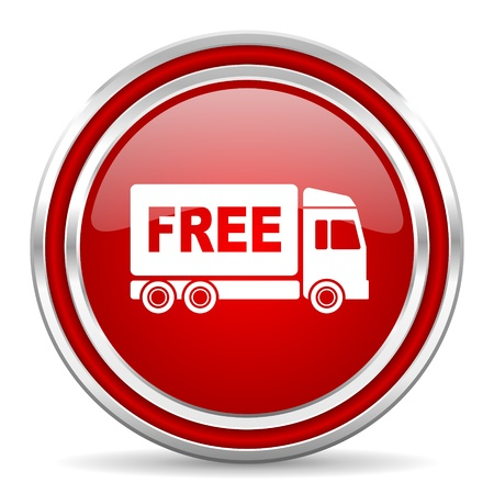 free delivery icon  photo