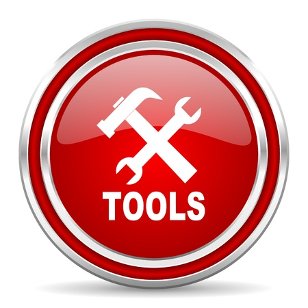 tools icon Stock Photo - 21903784