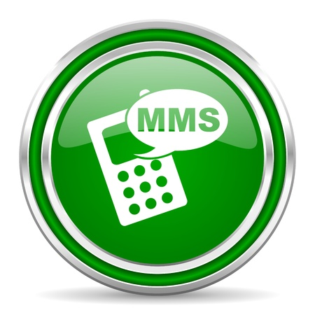 mms icon  photo