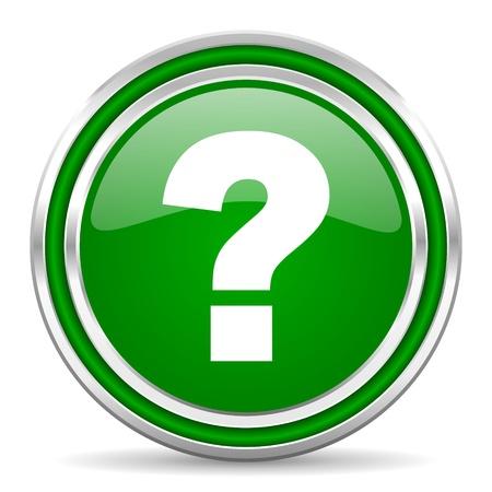 smarthone: question mark icon