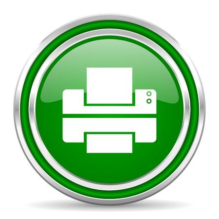 smarthone: printer icon