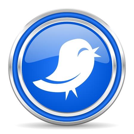 twitter icon 写真素材