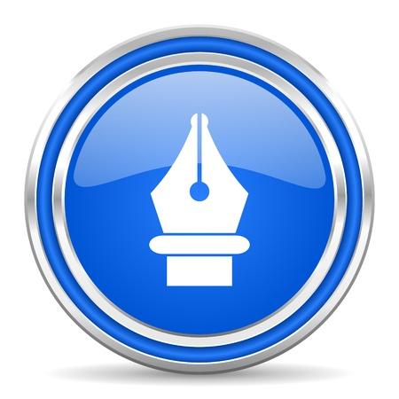 pen icon  photo
