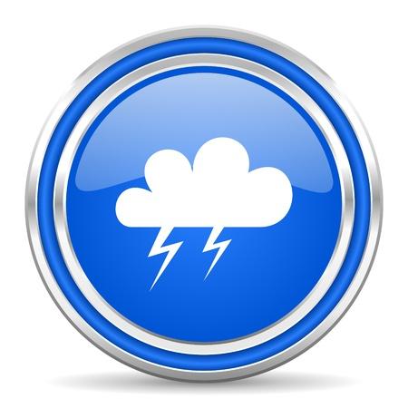 smarthone: storm icon