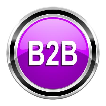 b2b: icono b2b
