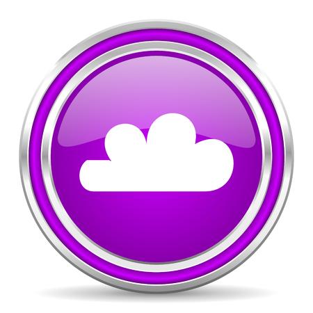 smarthone: cloud icon