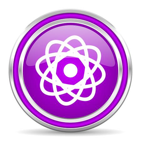 atom icon Stock Photo - 22226727