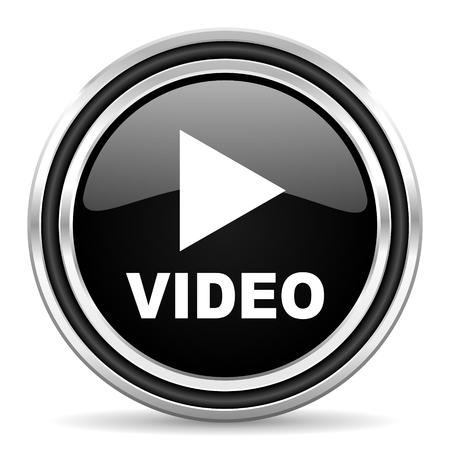smarthone: video icon