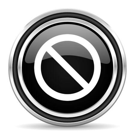 access denied icon  photo