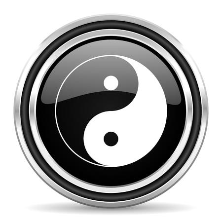 yang ying: ying yang  Stock Photo