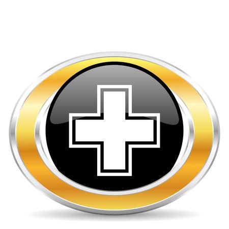 pharmacy icon: Apotheke icon,