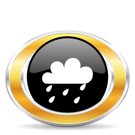 chrom: rain icon