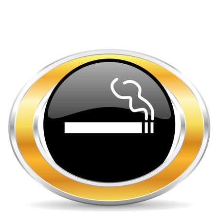 smoking icon photo