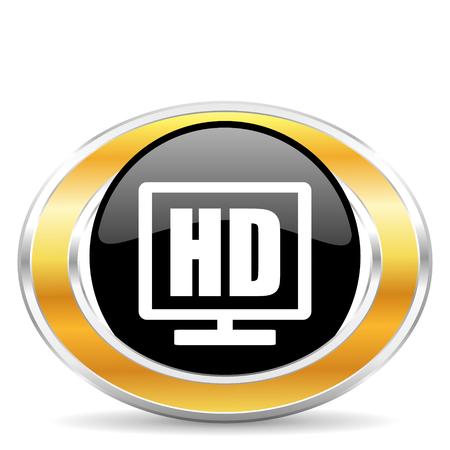 hd display Stock Photo - 22320897