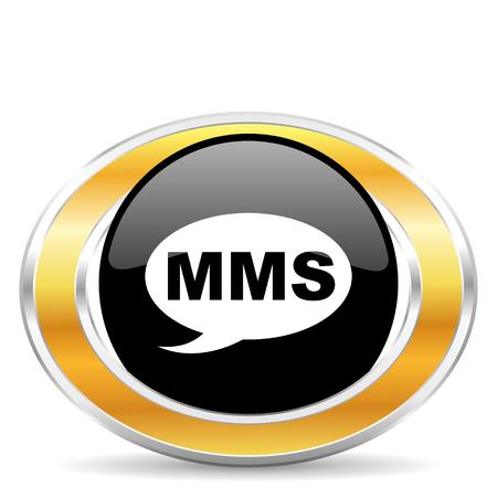 mms icon: mms icon,