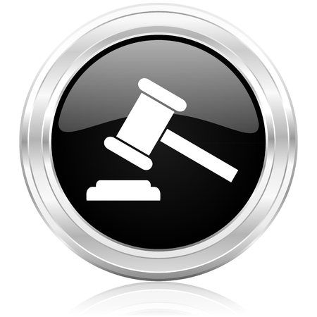 auction icon  photo
