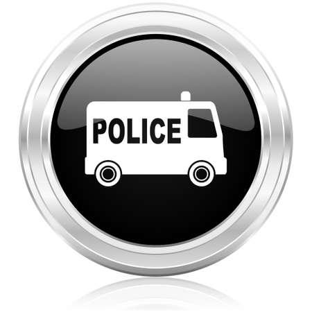 police icon  photo