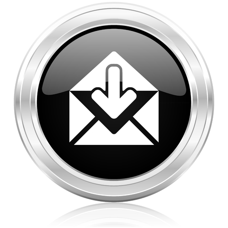 mail icon Stock Photo - 22398524