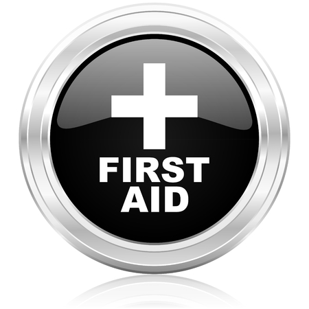 first aid icon  photo