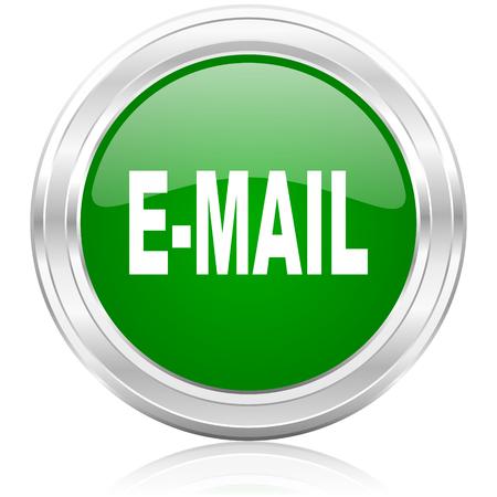 mail icon Stock Photo - 22531807