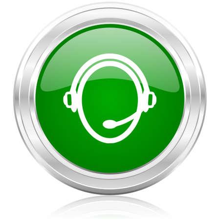 customer service icon: customer service icon