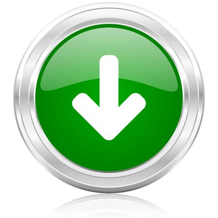 smarthone: download icon