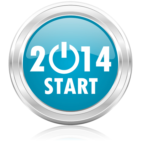 smarthone: 2014 start icon