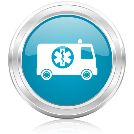 ambulance icon  photo
