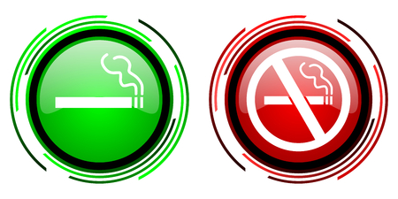 cigarette icon photo