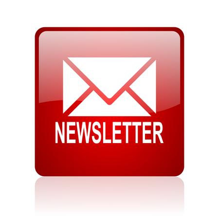 smarthone: newsletter icon
