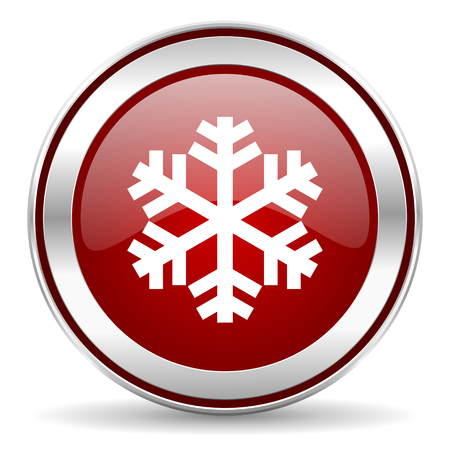 snow icon  photo