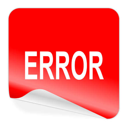 error icon  photo