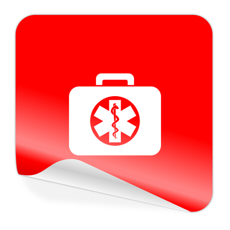 rescue kit icon  photo