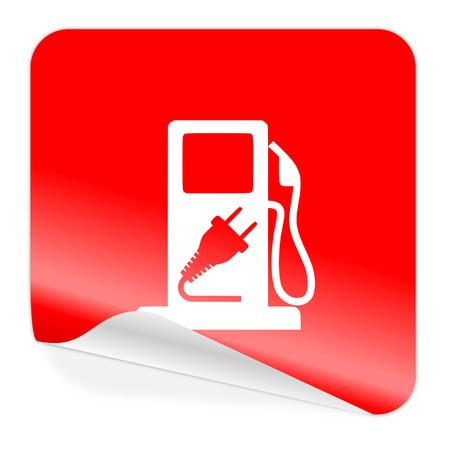 fuel icon  photo