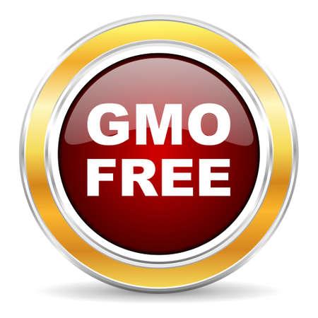 gmo free icon  photo