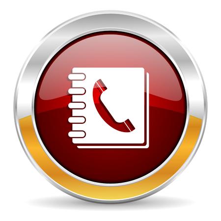 ikona książki telefonicznej