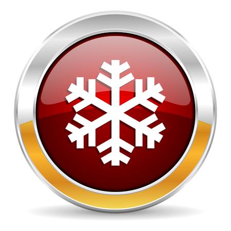 smarthone: snow icon