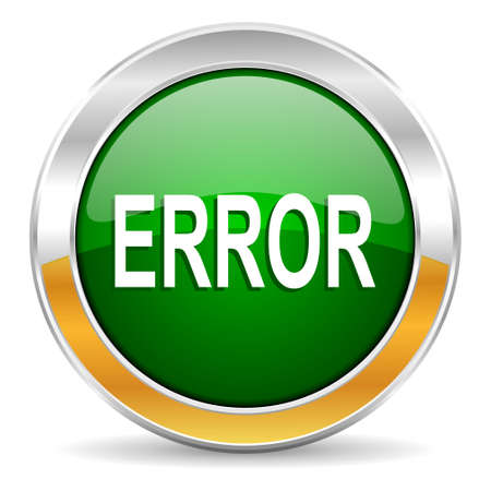 error icon