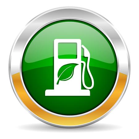 Biokraftstoff-Symbol