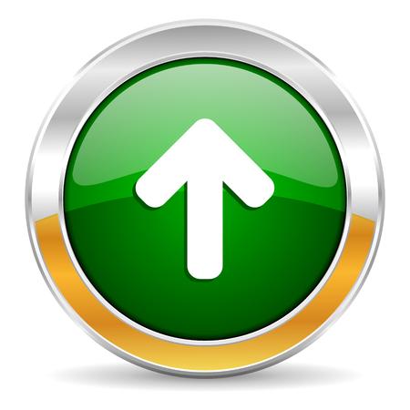 smarthone: up icon