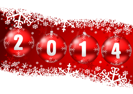2014 new year Stock Photo - 23665367