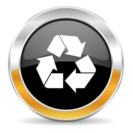 recycle icon  photo