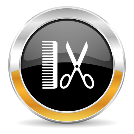 barber icon  photo