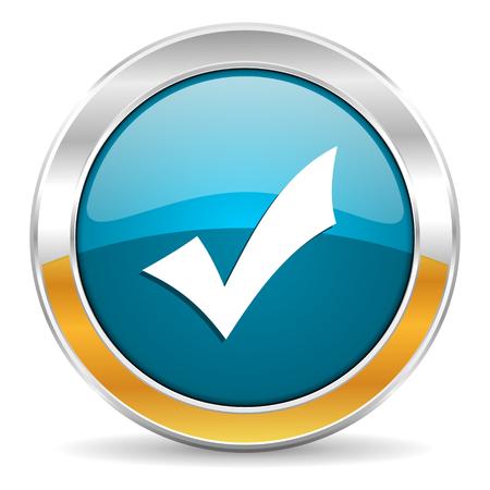 accept icon  photo