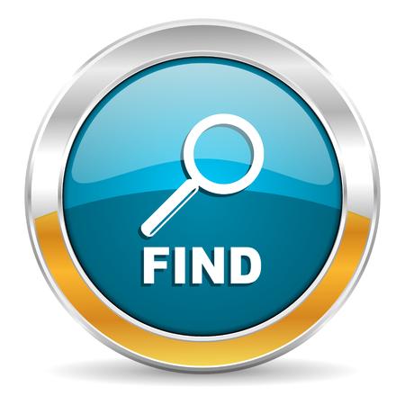 smarthone: find icon