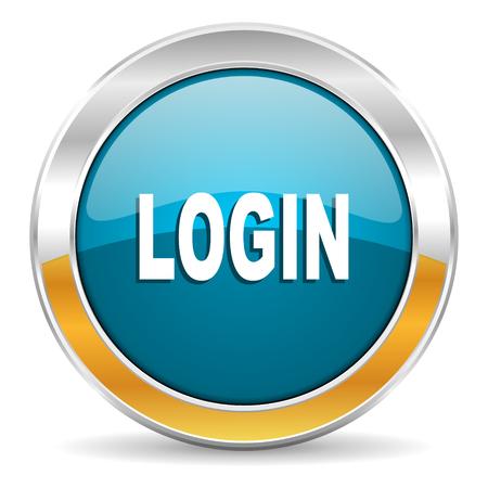 login icon  photo