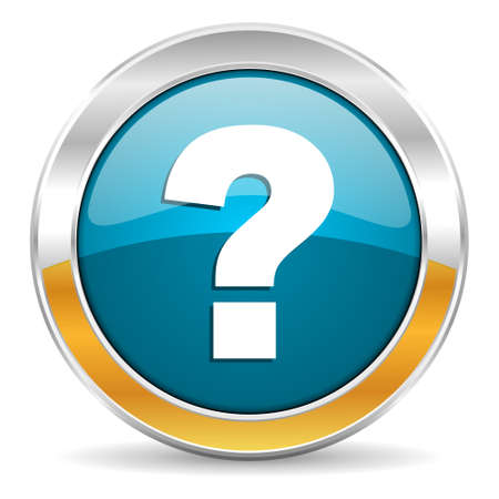 question mark icon  photo